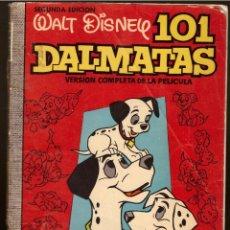 Tebeos: COMIC DUMBO, Nº 8: 101 DALMATAS. VERSION COMPLETA DE LA PELICULA - ERSA, WALT DISNEY. Lote 114408019