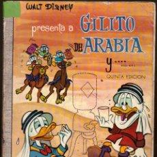 Tebeos: COMIC DUMBO, Nº 2: GILITO DE ARABIA - ERSA, WALT DISNEY. Lote 114408083