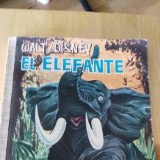 Tebeos: COL. DUMBO - ERSA - Nº 40 - 1968 EL ELEFANTE. Lote 115381575