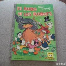 Tebeos: COMIC WALT DISNEY EL ROBO DE LOS ROBOTS.. Lote 115487391