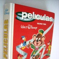 Tebeos: PELICULAS WALT DISNEY- SEGUNDO TOMO. Lote 115502747