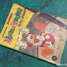 Tebeos: DUMBO (FANTASIA / ERSA 1947)... ALBUM PRIMAVERA 1960. Lote 116876587
