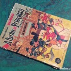 Tebeos: DUMBO (FANTASIA / ERSA 1947)... ALBUM PRIMAVERA 1961. Lote 116876839