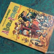 Tebeos: DUMBO (FANTASIA / ERSA 1947)... ALBUM PRIMAVERA 1958. Lote 116876967