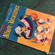 Tebeos: DUMBO (FANTASIA / ERSA 1947)... ALBUM VACACIONES 1957. Lote 116877375