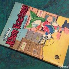 Tebeos: DUMBO (FANTASIA / ERSA 1947)... ALBUM VACACIONES 1962. Lote 116877691
