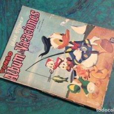 Tebeos: DUMBO (FANTASIA / ERSA 1947)... ALBUM VACACIONES 1958. Lote 116877739