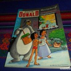 Livros de Banda Desenhada: PATO DONALD EXTRAORDINARIO NAVIDAD 1968. 4-12-68. ERSA 17 PTS. WALT DISNEY. BUEN ESTADO.. Lote 117019955