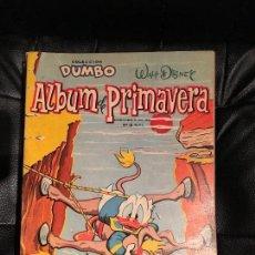 Tebeos: DUMBO - ÁLBUM DE PRIMAVERA 1963 - ERSA. Lote 118039903