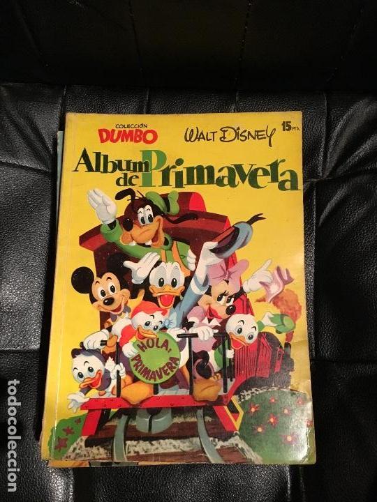 DUMBO - ÁLBUM DE PRIMAVERA 1956 - ERSA (Tebeos y Comics - Ersa)