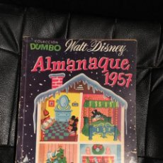 Tebeos: DUMBO - ALMANAQUE PARA 1957 - ERSA. Lote 118058111