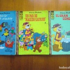 Tebeos: LOTE DE 3 CÓMICS DE TELE HISTORIETA Nº 16, 20, 30 DE LUYVE EDER EDICIONES RECREATIVAS ERSA 1970-1971. Lote 118408443