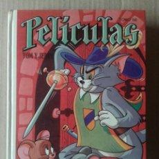Tebeos: COLECCIÓN JOVIAL PELÍCULAS N°58 (EDICIONES RECREATIVAS, 1983). METRO GOLDWYN MAYER. 320 PÁGINAS.. Lote 118688538