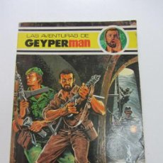 Livros de Banda Desenhada: LAS AVENTURAS DE GEYPERMAN Nº 2, EDITORIAL ERSA CS120. Lote 121130331