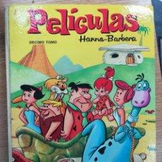 Tebeos: PELICULAS HANNA-BARBERA DECIMO TOMO (COLECCION JOVIAL). Lote 121863935