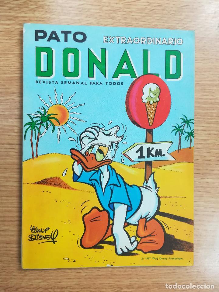 PATO DONALD EXTRAORDINARIO (8 JUNIO 1967) (Tebeos y Comics - Ersa)