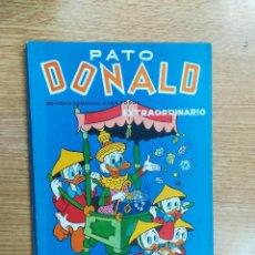 Tebeos: PATO DONALD EXTRAORDINARIO (16 MARZO 1967). Lote 121895219
