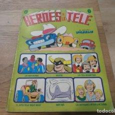 Tebeos: HÉROES DE LA TELE. ERSA. N° 7. 1978. TROTAMUNDOS. BUGGY BUGGY.... Lote 122091219