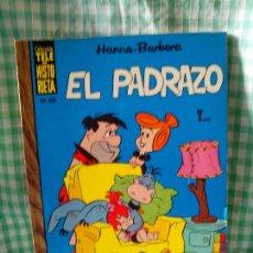Tebeos: TELE HISTORIETA Nº 66 - EL PADRAZO - ERSA 1974. Lote 122096255