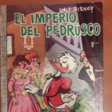 Tebeos: COLECCIÓN DUMBO Nº 18 - XVIII - EL IMPERIO DEL PEDRUSCO - 1ª EDICIÓN 1967 ERSA. 35 PTS. WALT DISNEY. Lote 122152071