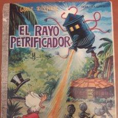 Tebeos: COLECCION DUMBO Nº 51 AÑO 1970 WALT DISNEY EL RAYO PETRIFICADOR. Lote 122152667