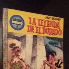 Tebeos: COMIC COLECCION DUMBO ERSA 115 LA LEYENDA DE EL DORADO. Lote 122533107