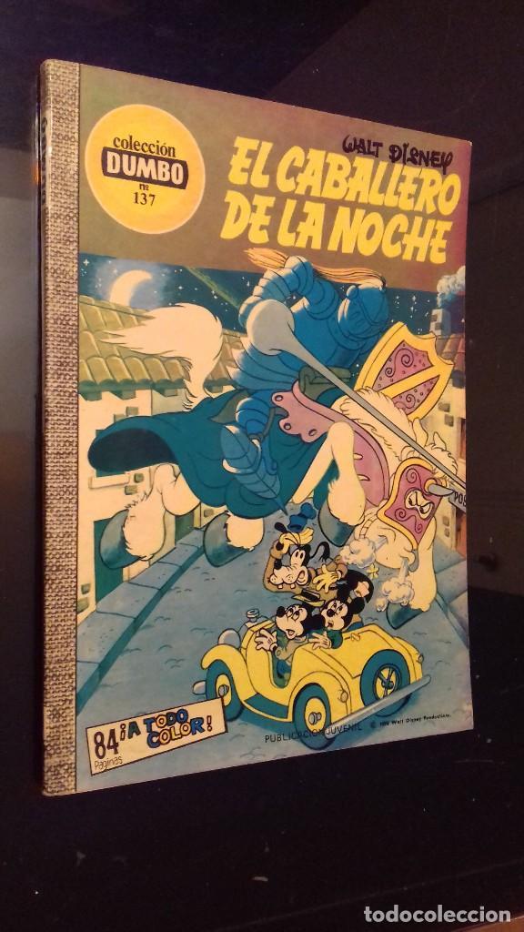 COMIC COLECCION DUMBO ERSA 137 EL CABALLERO DE LA NOCHE (Tebeos y Comics - Ersa)
