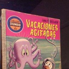 Tebeos: COMIC COLECCION DUMBO ERSA 102 VACACIONES AGITADAS. Lote 122539363