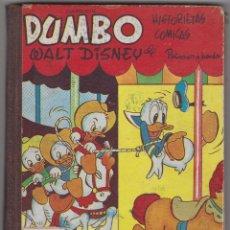 Tebeos: DUMBO -- HISTORIETAS CÓMICAS DE WALT DISNEY. Lote 124247695