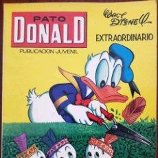 Tebeos: REVISTA JUVENIL DONALD EXTRAORDINARIO MARZO 1971. Lote 125155079