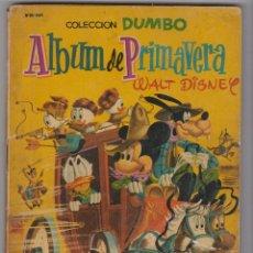 Tebeos: COLECCIÓN DUMBO -- ESPECIAL DE PRIMAVERA 1958. Lote 125174591