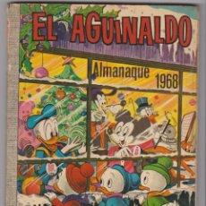 Tebeos: COLECCIÓN DUMBO -- Nº 28 ALMANAQUE 1968 -- EL AGUINALDO. Lote 125177623