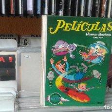 Tebeos: PELICULAS ,HANNA - BARBERA ,TOMO XXV. Lote 126049939