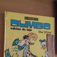 Tebeos: COMIC COLECCION DUMBO ERSA EDICION DE LUJO 3 TAPAS DURAS. Lote 127170103