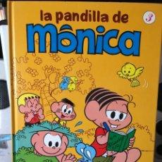 Tebeos: LA PANDILLA DE MONICA-3-1985. Lote 276611243