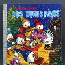 Tebeos: DUMBO WALT DISNEY Nº 16 DOS DUROS PAVOS ERSA EDICIONES RECREATIVAS 1970. Lote 129079387