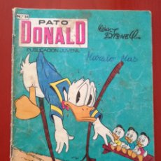 Tebeos: PATO DONALD N°84. Lote 129293646