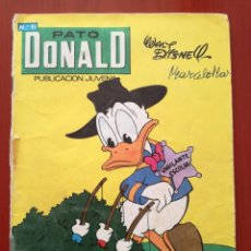 Tebeos: PATO DONALD N°91. Lote 296895983