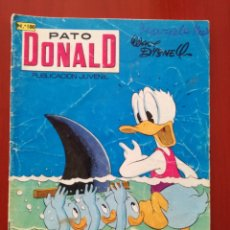 Tebeos: PATO DONALD N°100. Lote 129294658