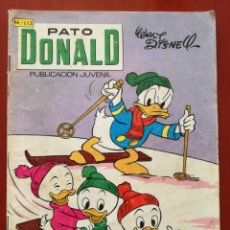Tebeos: PATO DONALD N°112. Lote 129294963