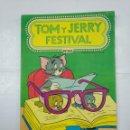 Tebeos: TOM Y JERRY FESTIVAL Nº 62. PUBLICACION JUVENIL. EDICIONES RECREATIVAS. ERSA. TDKC24. Lote 132719162