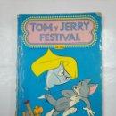Tebeos: TOM Y JERRY FESTIVAL. Nº 20. PUBLICACIONES JUVENIL. EDICIONES RECREATIVAS. ERSA. TDKC28. Lote 132723346