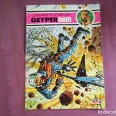 BDs: TEBEOS.LAS AVENTURAS DE GEYPERMAN-4.EDICIONES RECREATIVAS 1979.RARO,. Lote 132942210