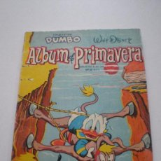 Tebeos: COLECCION DUMBO - ALBUM DE PRIMAVERA - WALT DISNEY EDICIONES RECREATIVAS S.A. E.R.S.A. ERSA 1963. Lote 133567146