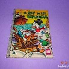 Tebeos: EL REY DE LAS ESPINACAS DE WALT DISNEY Nº 9 COLECCIÓN DUMBO DE E.R.S.A. DEL AÑO 1966. Lote 134040954