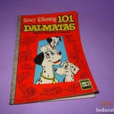 Tebeos: 101 DÁLMATAS DE WALT DISNEY Nº 8 COLECCIÓN DUMBO DE E.R.S.A. AÑO 1968. Lote 134048954