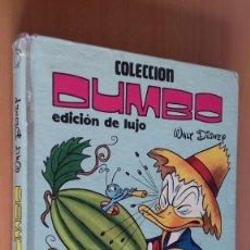 Tebeos: COMIC DUMBO ERSA TOMO 2 EDICION DE LUJO,TAPAS DURAS DISNEY. Lote 134078718