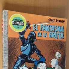 Tebeos: COMIC DUMBO ERSA 99 EL FANTASMA DE LA GRUTA. Lote 134080486