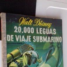 Tebeos: COMIC DUMBO ERSA 33 20.000 LEGUAS DE VIAJE SUBMARINO BUEN ESTADO. Lote 134099862