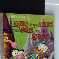 Tebeos: COMIC DUMBO ERSA 7 ANDES LO QUE ANDES NO ANDES POR LOS ANDES. Lote 134101130